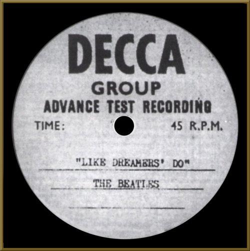 The Beatles Polska: Beatlesi jadą do Londynu na sesję nagraniową dla Decca Records