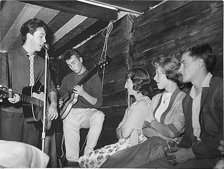 the source the savage young beatles 29 august 1959 the casbah club. Black Bedroom Furniture Sets. Home Design Ideas