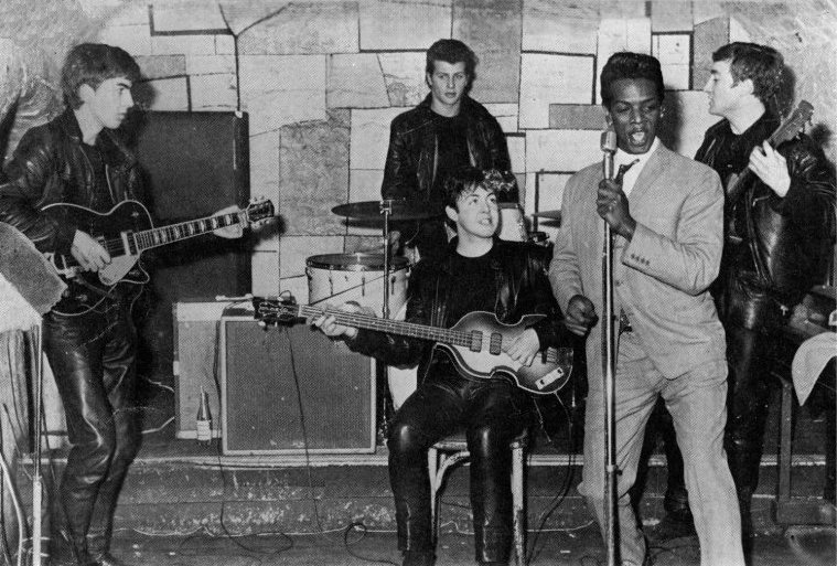 The source the savage young beatles 8 december 1961 the cavern