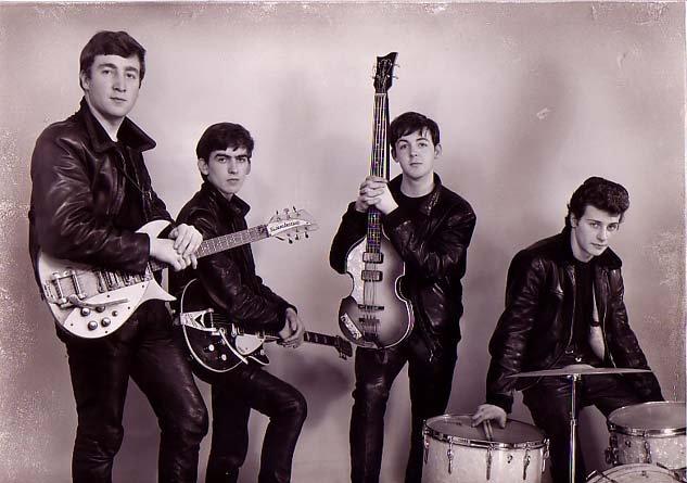 The Beatles Polska: Pierwsza profesjonalna sesja fotograficzna Beatlesów. Albert Marrion.