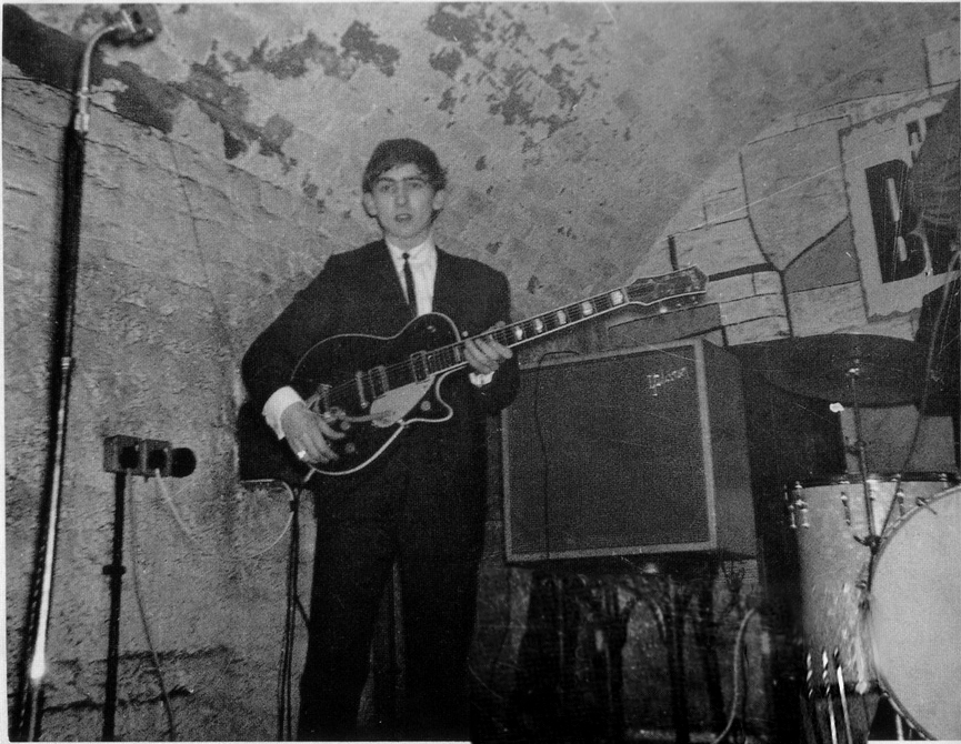 THE SOURCE - The Savage Young Beatles - 5 April 1962 - The Cavern