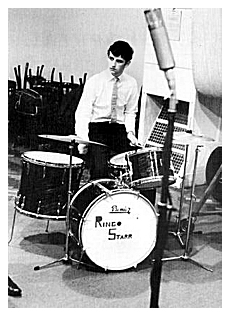 Here Are Some More Photos Of Ringo Using His Original Premier Drum Kit Most Drummers Have Commented That They Had Different Sound And Feel Than The Ludwig