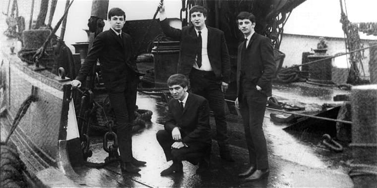 The Beatles Les Beatles Tell Me What You See