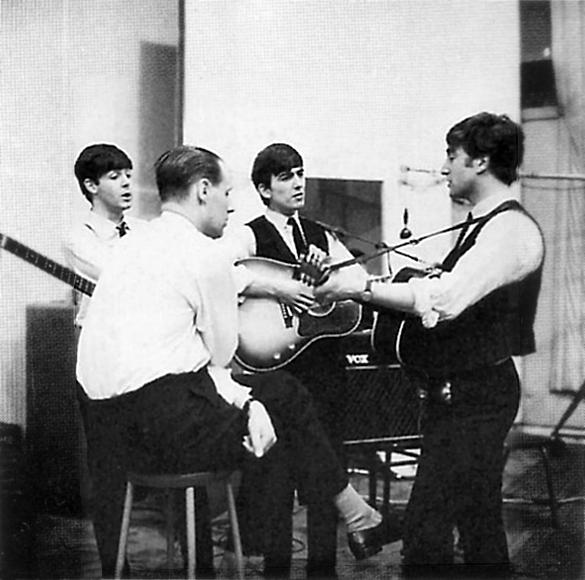 The Beatles Polska: Sesja nagraniowa singla From Me To You: piosenka tytułowa