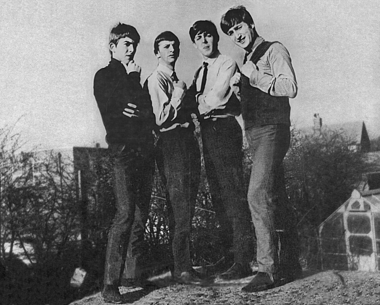 The Source The Savage Young Beatles 25 March 1963 20