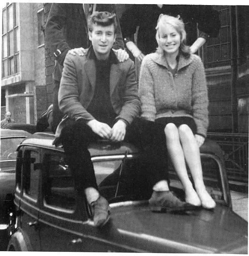 Black Book Car >> THE SOURCE - The Savage Young Beatles - Circa 1959 - Liverpool