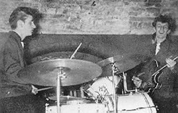 Image result for ringo starr in 1962