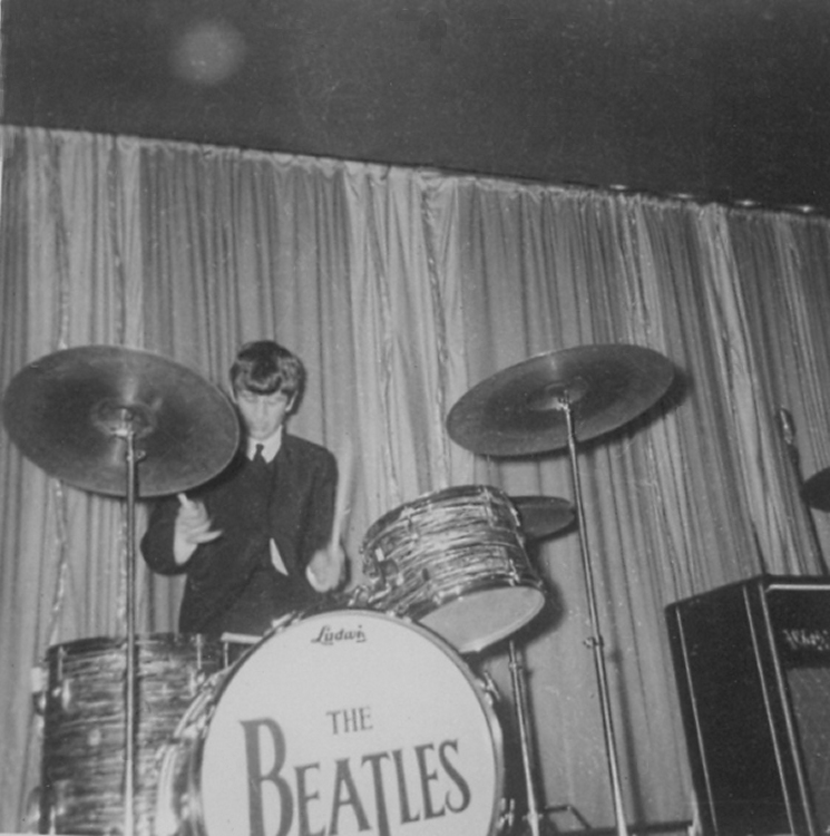 THE SOURCE - The Savage Young Beatles - 4 June 1963 Birmingham